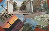 Отдается в дар Видовые открытки Ленинград