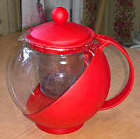 Отдается в дар Чайник стеклянный