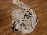 Отдается в дар Рубашка женская, размер 50.