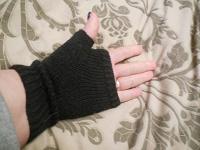 Отдается в дар Перчатки без пальчиков.