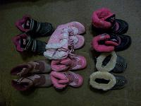 Отдается в дар Обувь для девочки 29-30 р.
