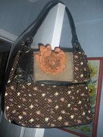 Отдается в дар Текстильная сумка
