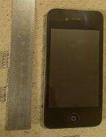 Отдается в дар Смартфон НЕРАБОЧИЙ реплика Apple iPhone 4