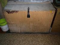 Отдается в дар Большой деревянный ящик. Сундук