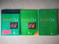 Отдается в дар Inside Out. Elementary: комплект учебников по английскому языку