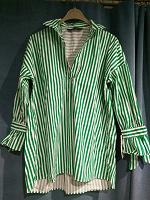 Отдается в дар Женская рубашка Zara Basic
