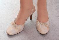 Отдается в дар летние туфли 38 размер