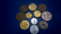 Отдается в дар 11 монет 11.11