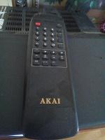 Отдается в дар Телевизор AKAI