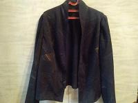 Отдается в дар Болеро-пиджачок с листиками