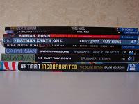 Отдается в дар Комиксы на английском, batman, catwoman
