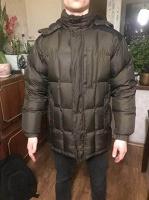 Отдается в дар Куртка мужская зимняя S