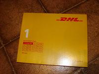 Отдается в дар Конверты DHL Express