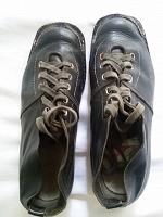 Отдается в дар Лыжные ботинки из СССР