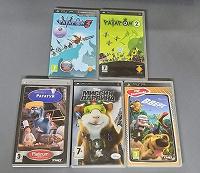 Отдается в дар Комплект игр для PSP