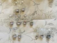 Отдается в дар Лампочки накаливания