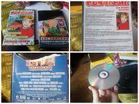 Отдается в дар Обучающие DVD для детей