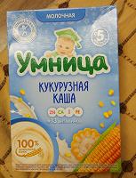 Отдается в дар Кашка молочная кукурузная, сроки на фото