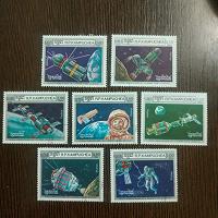 Отдается в дар Марки Космос — Камбоджа