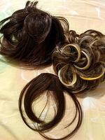 Отдается в дар Резинки-пучки для волос