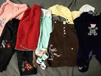 Отдается в дар Одежда для девочки 68-74