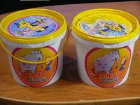 Отдается в дар Формовочная смесь для детского творчества