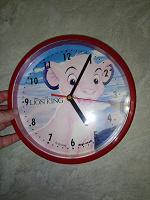 Отдается в дар часы детские настенные