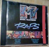 Отдается в дар Музыкальный диск RAPS MTV