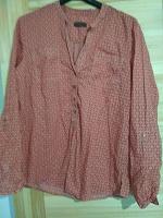 Отдается в дар Три блузки 48 размера