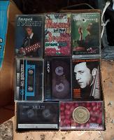 Отдается в дар Аудио-кассеты
