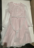 Отдается в дар Платье нежно-розового цвета