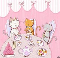 Отдается в дар «Кот в мешке» чайный