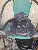 Отдается в дар Плюшевая куртка George 80-86