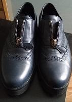 Отдается в дар Ботинки 38 размер