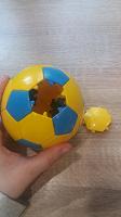 Отдается в дар Сборная фигурка мяча