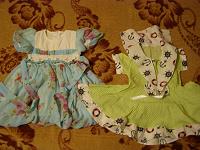 Отдается в дар Детские платья.