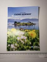 Отдается в дар Журнал о Норвегии на английском языке