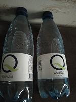 Отдается в дар Вода негазированная 0.5 литра 2 штуки
