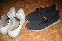 Отдается в дар обувь б/у р-р 42