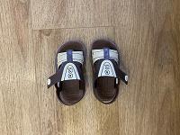 Отдается в дар Детские сандали