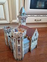 Отдается в дар Замок рыцарский