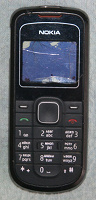 Отдается в дар Телефон Nokia 1202 в ремонт