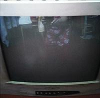 Отдается в дар Телевизор нерабочий