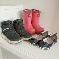 Отдается в дар Детская обувь для девочки (р29-30)