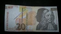 Отдается в дар Банкнота Словении