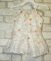 Отдается в дар Красивое платьице для принцессы