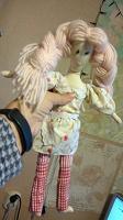 Отдается в дар Тряпичная кукла