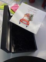 Отдается в дар Коробка подарочная