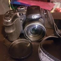 Отдается в дар Фотоаппарат цифровой GE x5