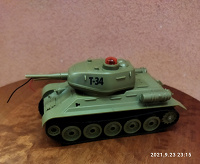 Отдается в дар Макет танка Т-34